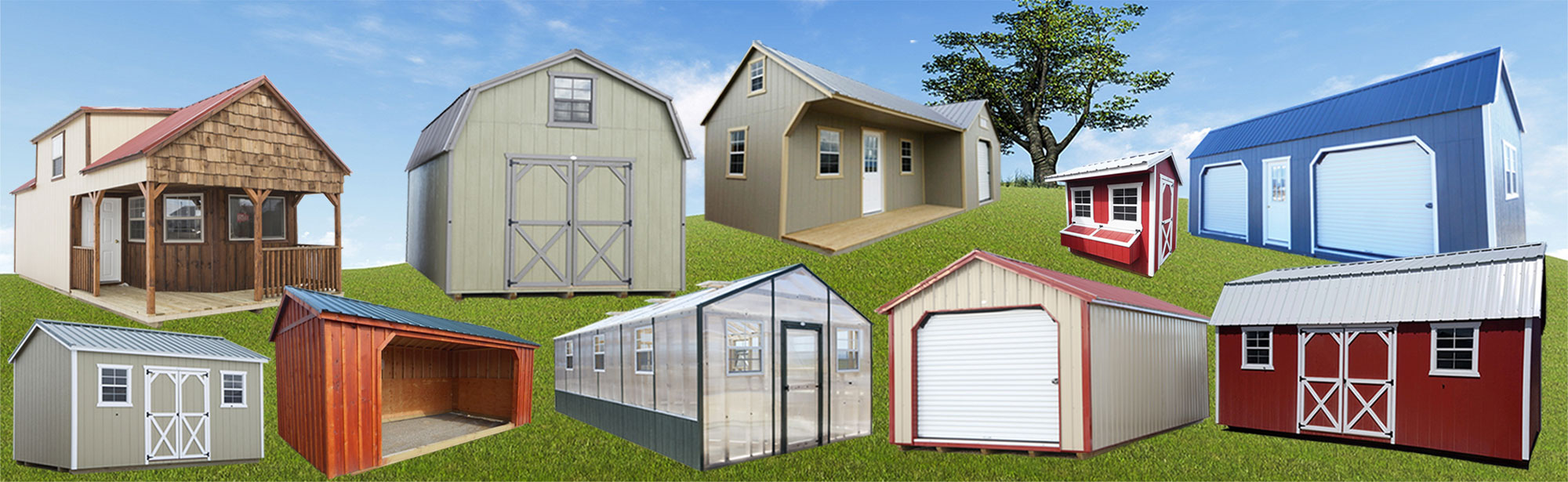 Quality Custom Shed options