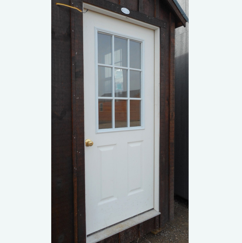Insulated House Style Doors